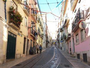 Bairro Alto, Lisbonne, Portugal