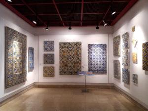 Musée de l'Azulejo, Lisbonne, Portugal