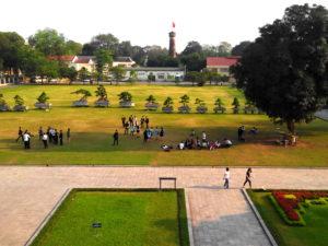 Cité impériale de Hanoi, Vietnam
