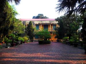 Bâtiment colonial, Cité impériale de Hanoi, Vietnam