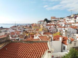 Mirador Santa Estavao, Lisbonne