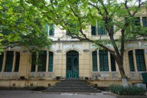 Collège Paul Bert Hanoi, époque coloniale à Hanoi