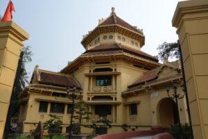 Ecole française du Moyen-Orient Hanoi, époque coloniale à Hanoi