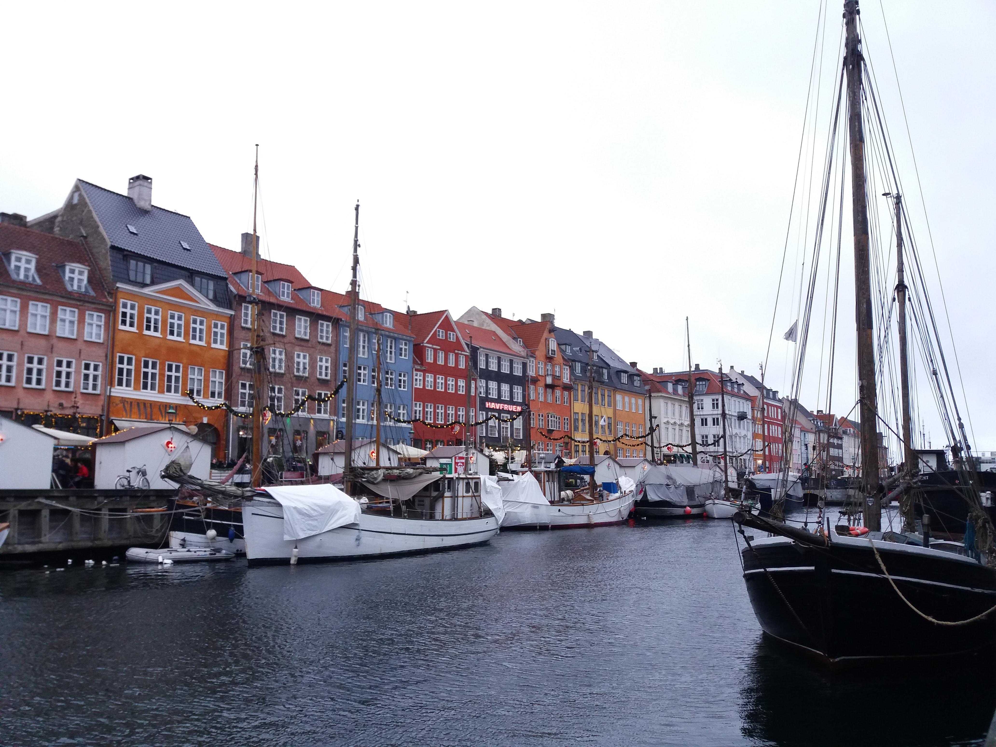nyhavn, copenhague, danemark, 10 immanquables à Copenhague