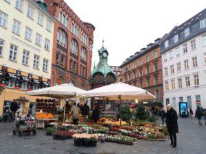 Copenhague centre ville