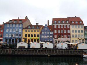 nyhavn, copenhague, danemark