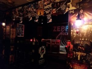 bar rock zeppelin copenhague, live music bar copenhague