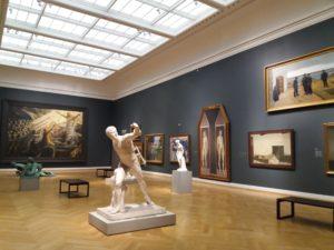 Statens Museum for Kunst (SMK) copenhague