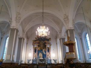Vor Frelsers Kirke copenhague