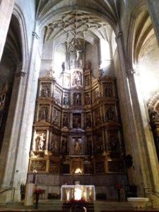 église san vincente Saint-Sébastien Espagne
