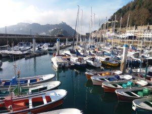 port Saint-Sébastien Espagne