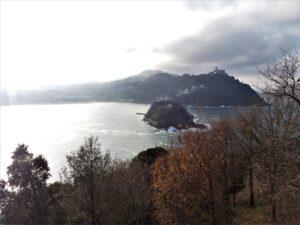 baie de concha Saint-Sébastien Espagne