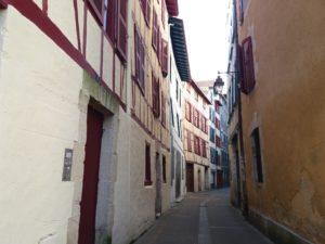 rue Passemillon et rue Gosse Bayonne