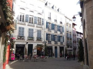 centre historique Bayonne
