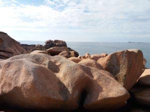cote de granit rose bretagne