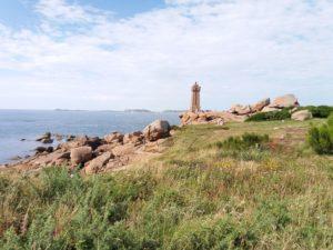 phare ploumanach cote de granit rose