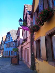 village alsacien typique