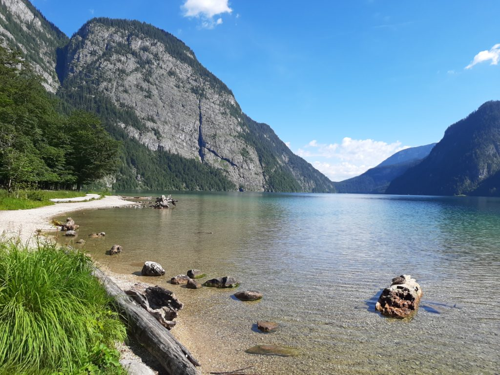 vue königsee