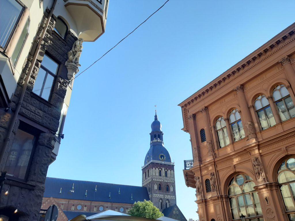 cathédrale luthérienne de Riga