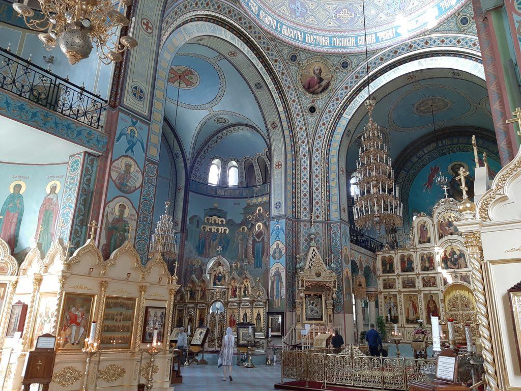 cathédrale de la nativité de Riga