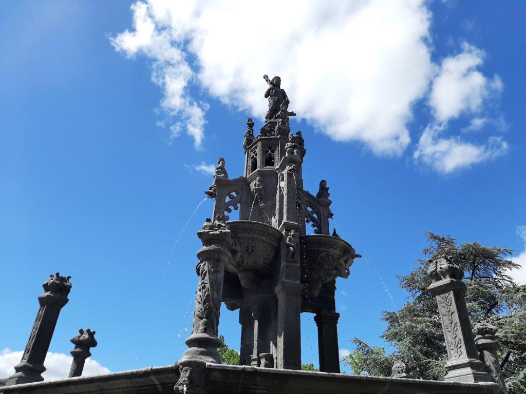 fontaine d'Amboise clermont ferrand