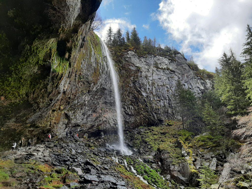 Grande Cascade mont dore