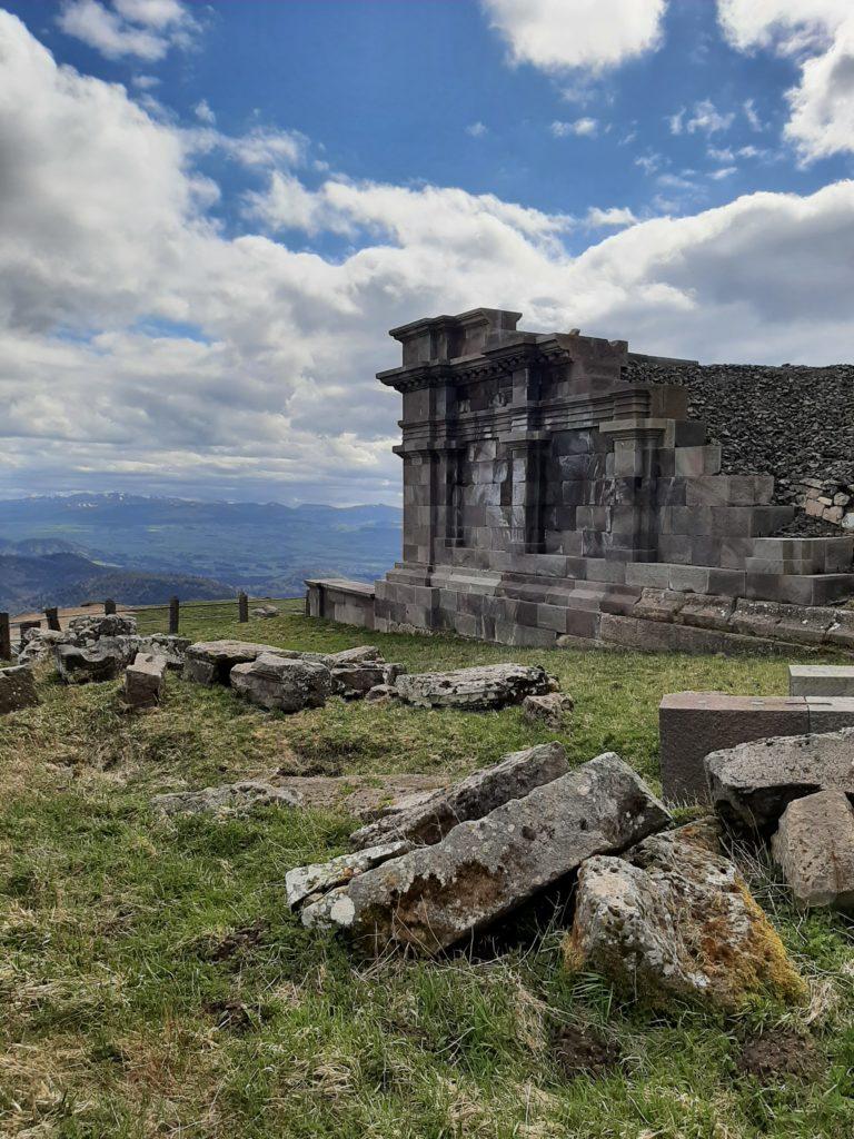 temple de mercure auvergne