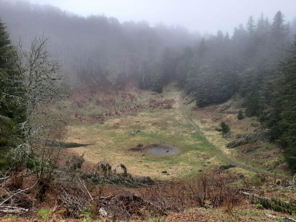 puy de Montchal volcans d'auvergne