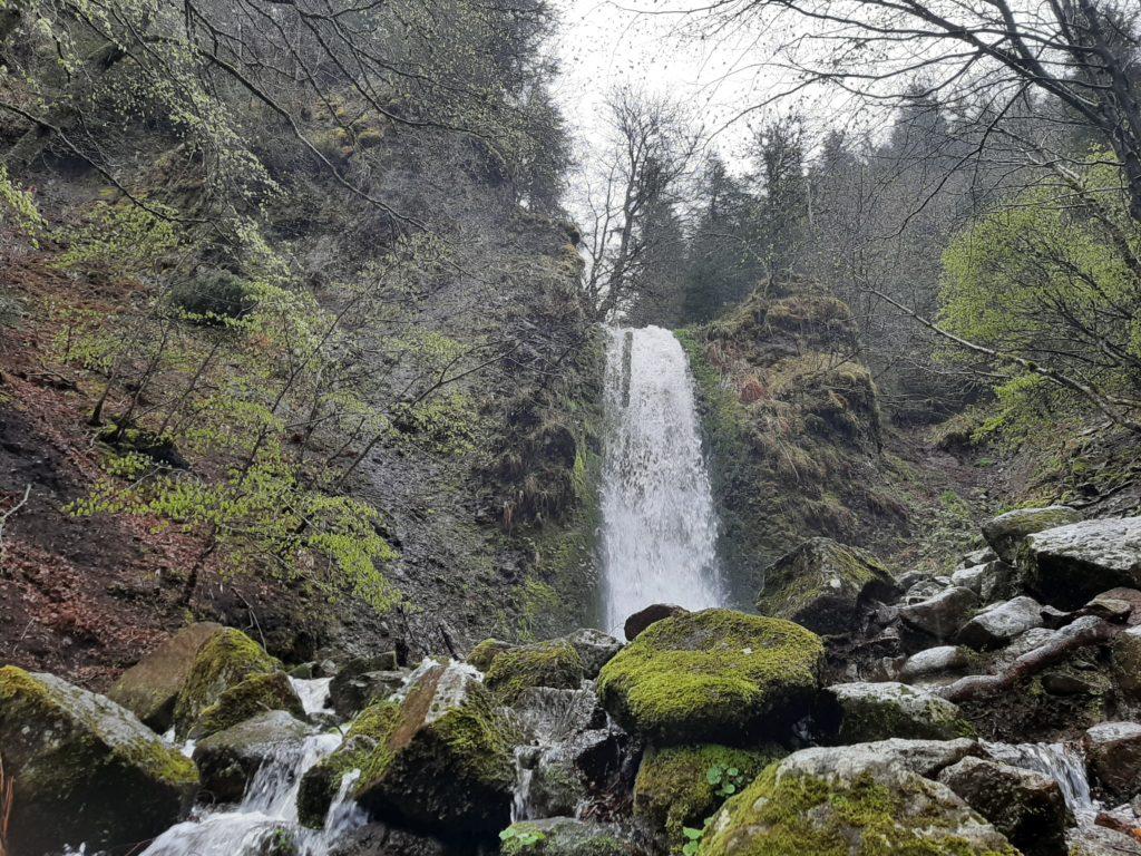 cascade de Pérouse