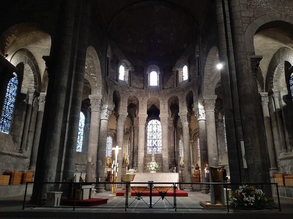 basilique d'Orcival