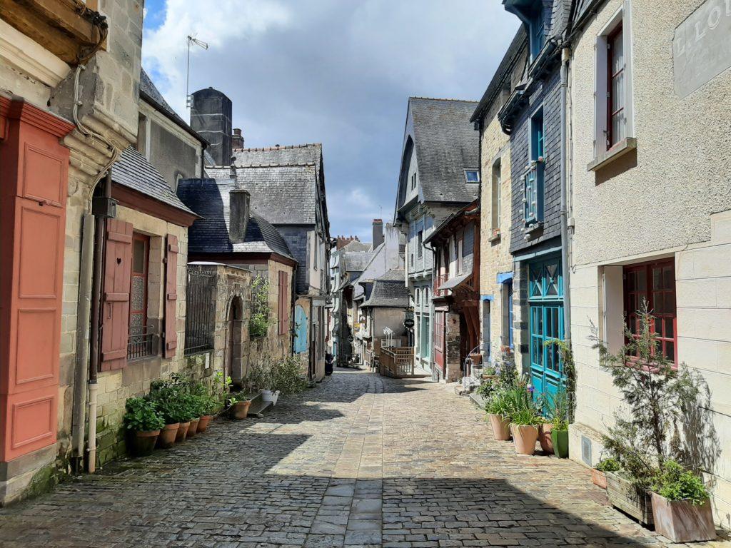 rues médiévales vitré