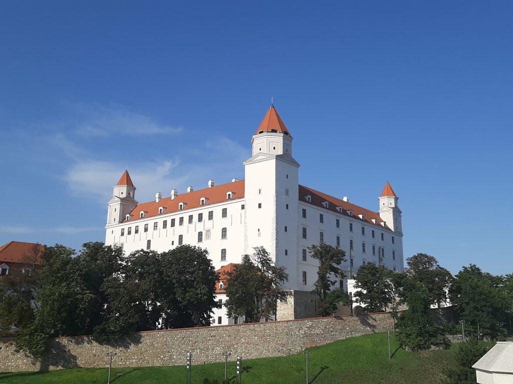 chateau de bratislava, immanquables en slovaquie