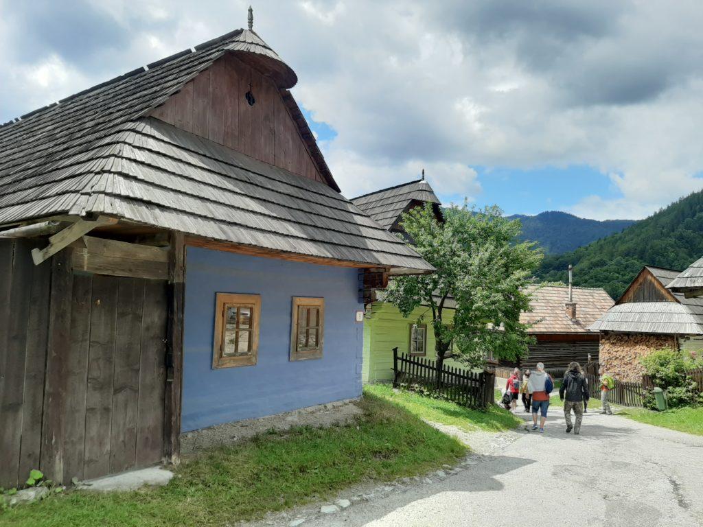 Vlkolinec slovaquie