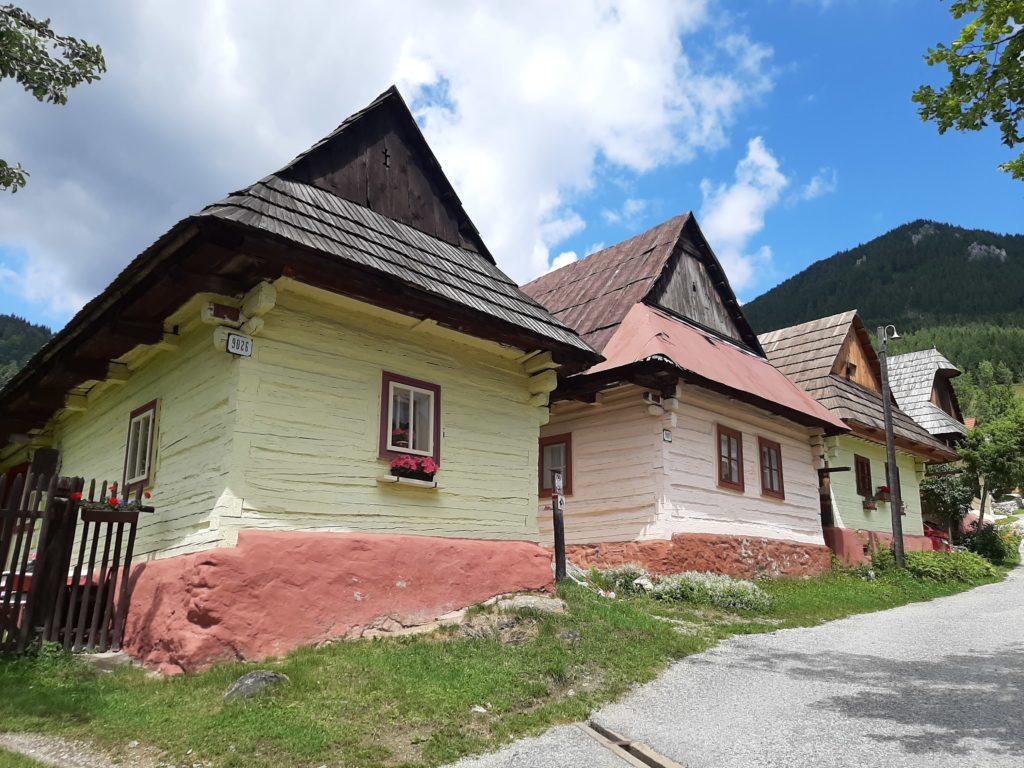 Vlkolinec slovaquie, immanquables en slovaquie